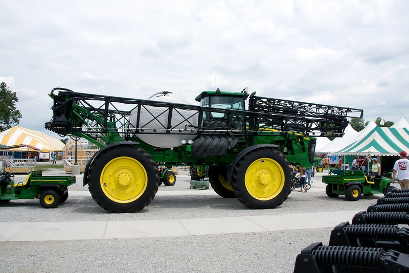 Now that's a sprayer