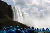 Into the mist of the Horseshoe Falls
