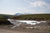 Dempster Highway in Tombstone Provincial Park