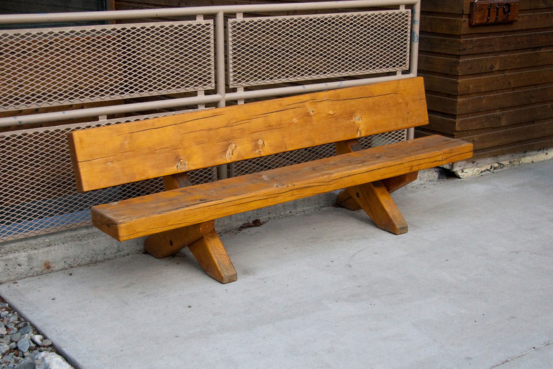 Nice bench!