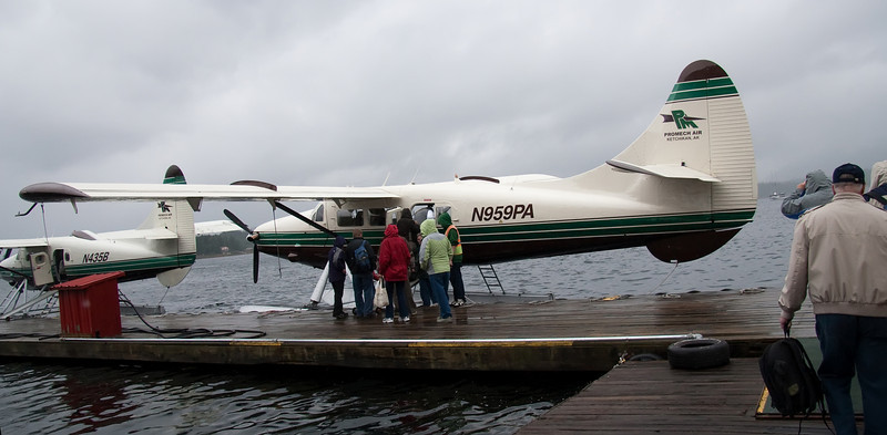 Our float plane