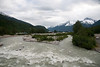 River at Skagway Alaska