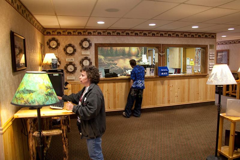 Lobby of the Westmark