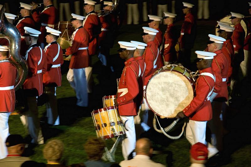 The United States Marine Drum and Bugle Corps
