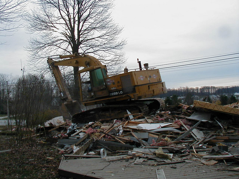 State   Road 48 demolition
