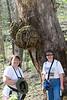 Rose Hasty and Darla at Leonard Springs Preserve
