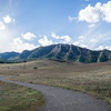 Doudy Draw Trail - Boulder, Colorado