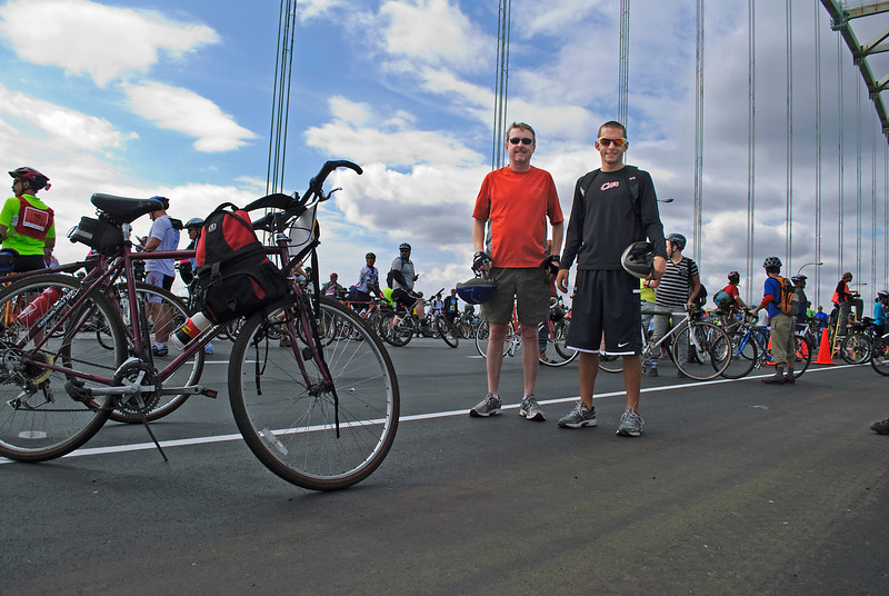 2011 Bridge Pedal Portland, Oregon