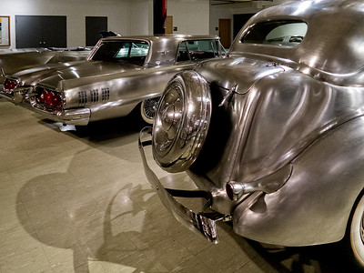 Stainless Steel Cars