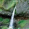 <b>Ponytail Falls </b><br>Columbia Gorge <br>8-14-10