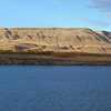 """<b>Columbia River, Arlington Oregon </b><br>looking across to Washington State (aka """"the Evergreen State"""") <br>If you display this at the original size, you can see a """"wind farm"""" on the ridge towards the left side of the picture."""