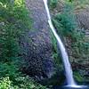 <b>Horsetail Falls </b><br>Columbia Gorge <br>8-14-10