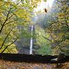 <b>Latourell Falls </b><br>Columbia Gorge