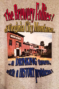Virginia City, MT - Gold Rush Ghost Town