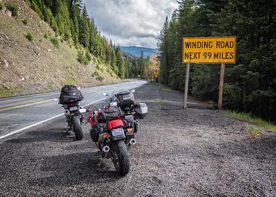Lolo Pass, MT
