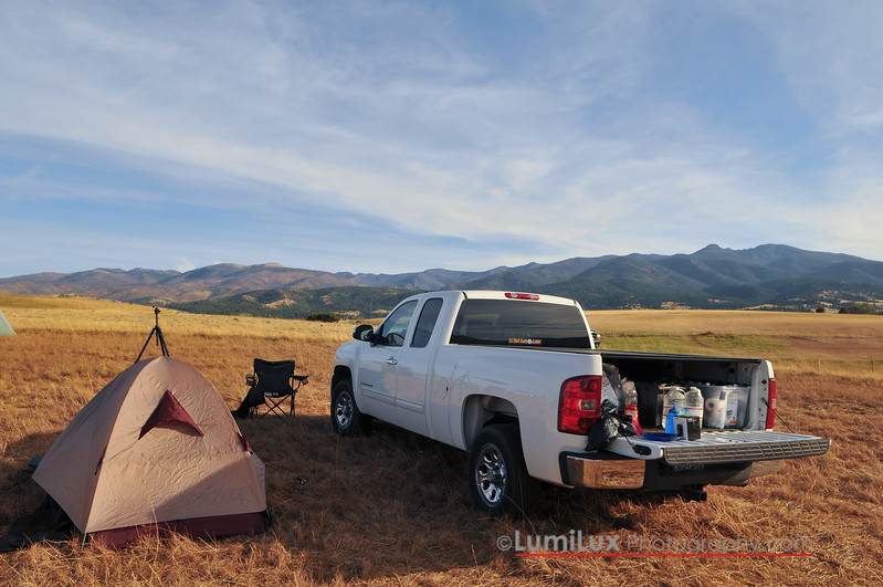 What a sweet spot to camp for the night.