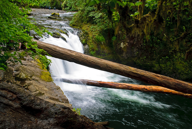 Lower Punchbowl Falls, Eagle Creek Trail