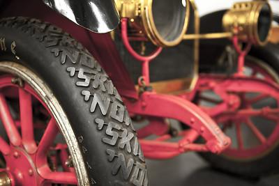 Non-Skid tires ...