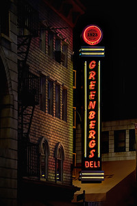 I like the classic neon signs you see around Vegas. Here are three I like. (HDR)