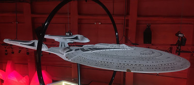 Star Trek Exhibit at MOPOP - Seattle