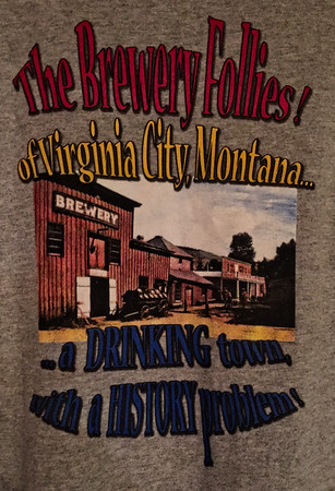Virginia City Montana T-Shirt