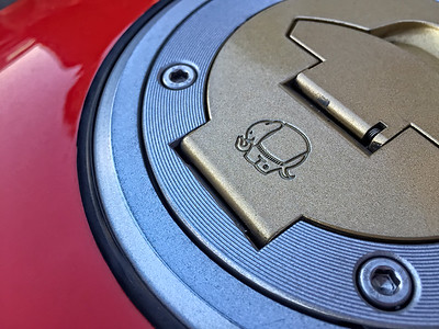 Ducati Supersport Fuel Filler Cap
