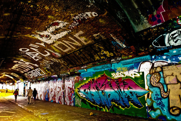 London Graffiti 2013.09.13
