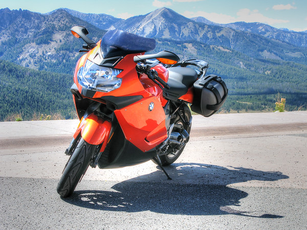 Mega Moto Teton Yellowstone Tour