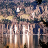 12.08.13  <b>Frozen waterfalls on the Columbia River</b><br>