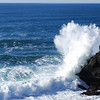 Waves at Yaquina Head, Oregon Coast
