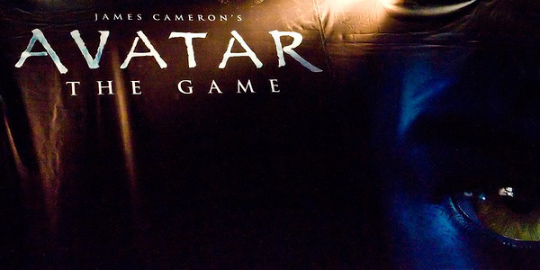 Didn't know james Cameron had lent his name to a game.