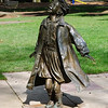 Beverly Cleary Sculpture Garden, Grant Park<br /> Portland, Oregon
