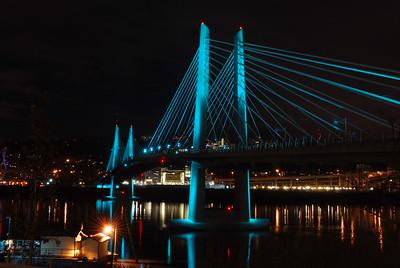 12.06.14 Tilikum Crossing, Portland, Oregon
