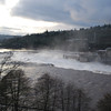 Willamette Falls Flood<br /> January 2 2009