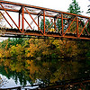 <b>Tualatin River </b>and the beauty of an Autumn that has extended it's stay well into November<br>Tualatin, Ore
