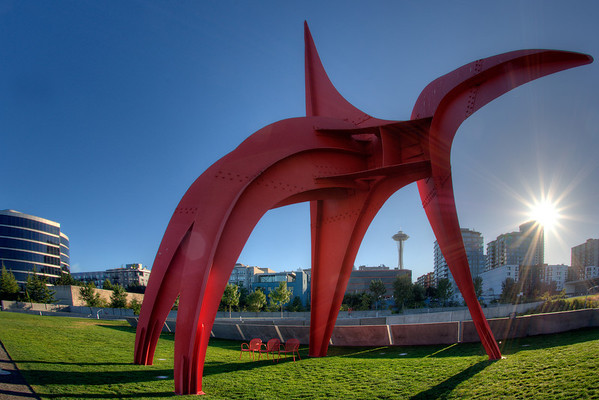 Seattle - Sculpture Park