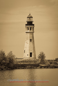 Buffalo Main Lighthouse, Buffalo, New York