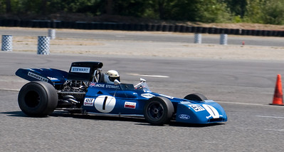 Lots of interesting cars racing. Here's and example. A bit more Formula One.