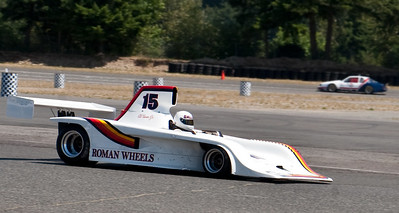 Lots of interesting cars racing. Here's and example. A bit more aerodynamic.