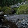 <b>Tanner Creek at Wahclella Falls </b><br>Columbia River Gorge <br><i>October 12, 2008</i>