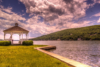 Greenwood Lake, New York State.