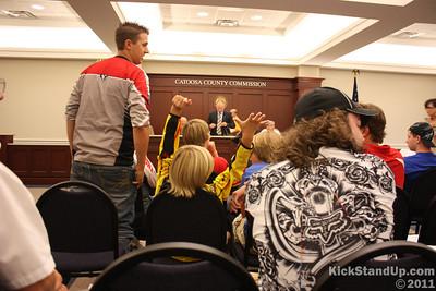 8.2.2011 Battle Creek MX Permit Approval