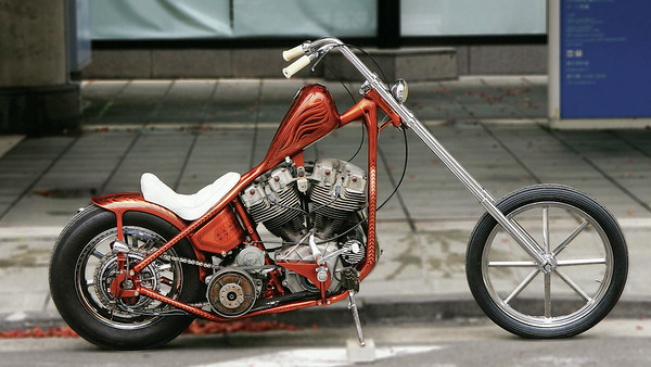 Hotrods and Handlebars