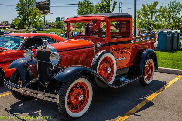 KSHE 95 CAR SHOW