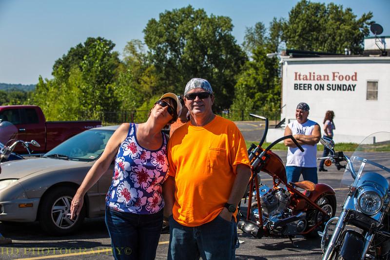 Pattonville Reunion Ride 2013-1-25