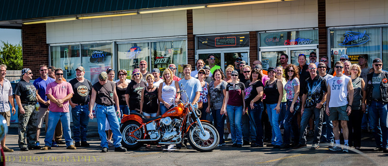Pattonville Reunion Ride 2013-1-16