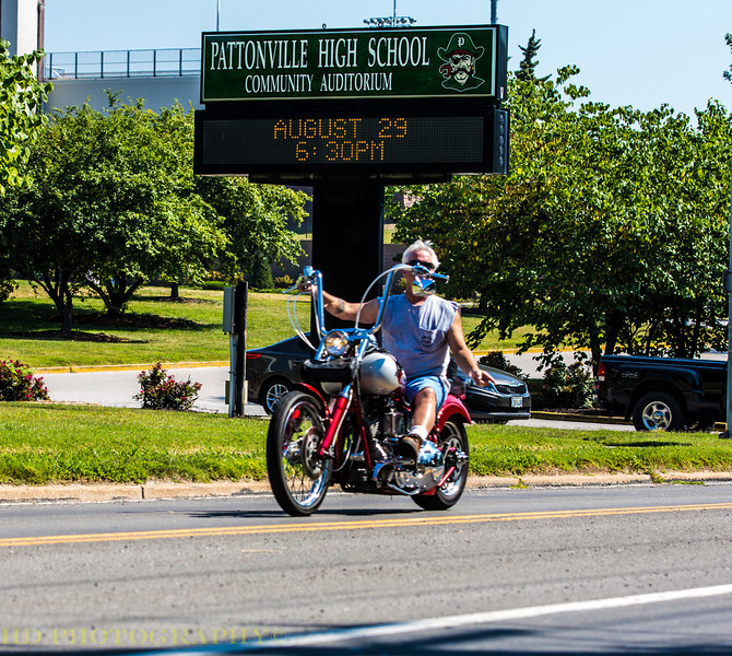 Pattonville Reunion Ride 2013-1-10