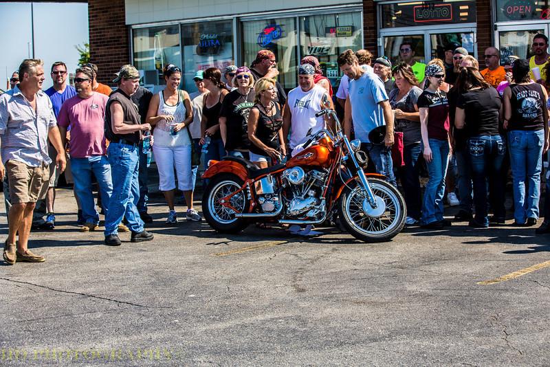 Pattonville Reunion Ride 2013-1-15