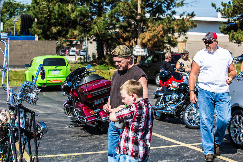 Pattonville Reunion Ride 2013-1-28