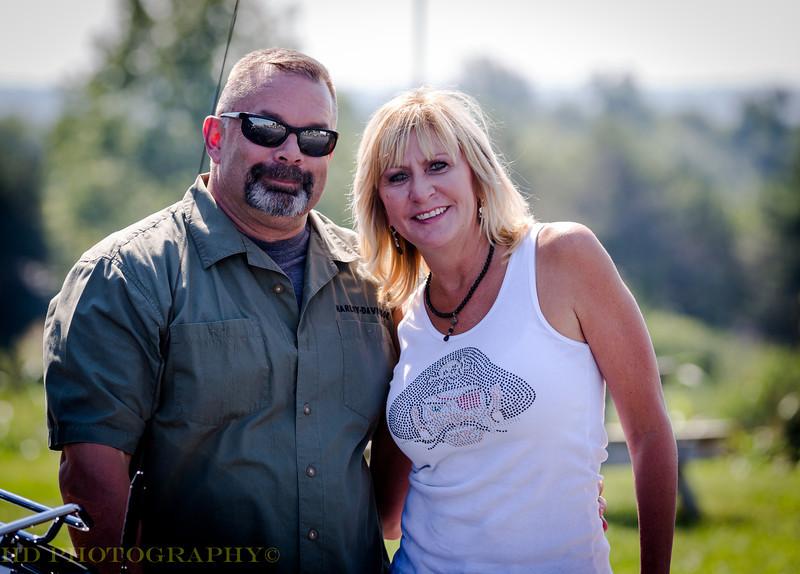 Pattonville Reunion Ride 2013-1-24